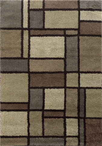 Oriental Weavers Covington 5502I Beige/Midnight Area Rug main image