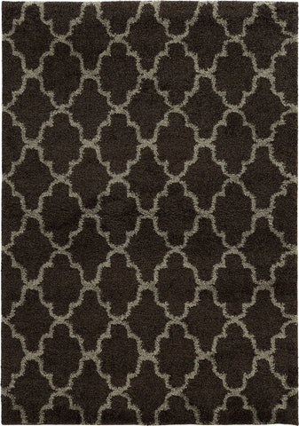 Oriental Weavers Covington 091K6 Midnight/Grey Area Rug main image