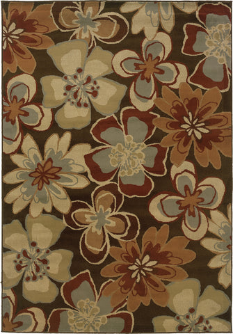 Oriental Weavers Darcy 5991N Brown/Multi Area Rug main image