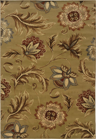 Oriental Weavers Darcy 701J9 Tan/Gold Area Rug main image