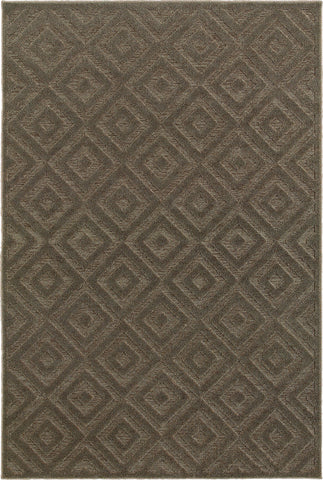 Oriental Weavers Elisa 114N2 Brown/Grey Area Rug main image
