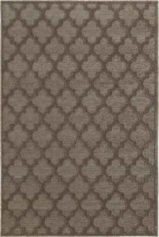 Oriental Weavers Elisa 8021N Brown/ Grey Area Rug main image