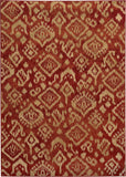Oriental Weavers Ella 5113D Red/Beige Area Rug main image