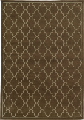 Oriental Weavers Ella 5186S Brown/Beige Area Rug main image