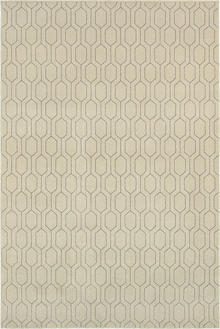 Oriental Weavers Ellerson 8021I Ivory/Grey Area Rug main image