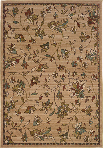 Oriental Weavers Emerson 1994A Gold/Brown Area Rug main image