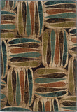 Oriental Weavers Emerson 2031A Ivory/Brown Area Rug main image