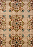 Oriental Weavers Emerson 2818B Gold/Beige Area Rug main image