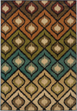 Oriental Weavers Emerson 3309A Beige/Gold Area Rug main image