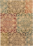 Oriental Weavers Emerson 4872A Ivory/Multi Area Rug main image