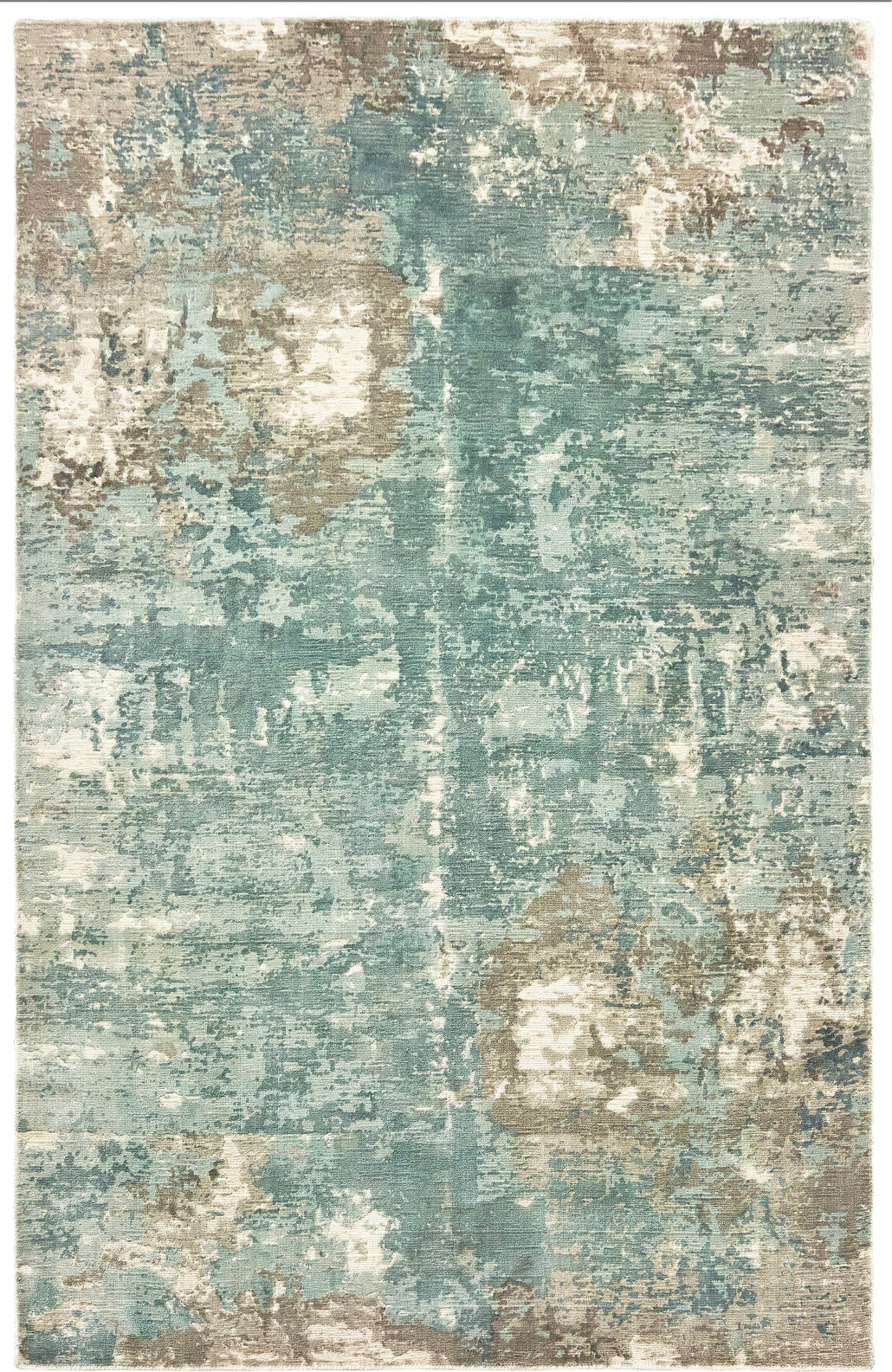Oriental Weavers Formations 70005 Blue Grey Area Rug main image