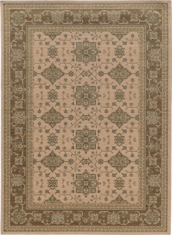 Oriental Weavers Foundry 1542M Beige/ Sand Area Rug main image