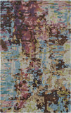 Oriental Weavers Galaxy 21902 Blue/ Multi Area Rug main image
