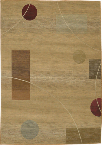 Oriental Weavers Generations 1504G Beige/Red Area Rug main image