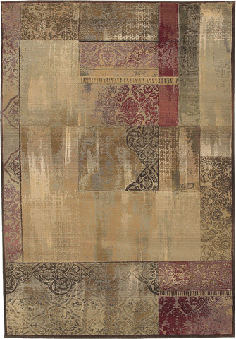 Oriental Weavers Generations 1527X Green/Beige Area Rug main image