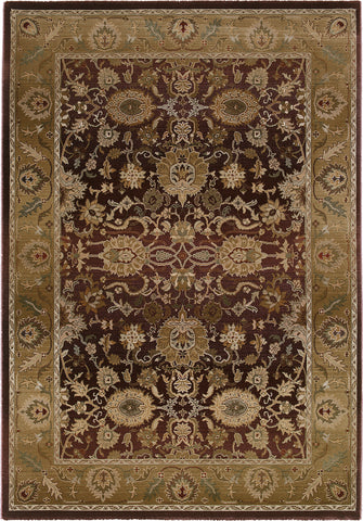 Oriental Weavers Generations 1732M Purple/Gold Area Rug main image