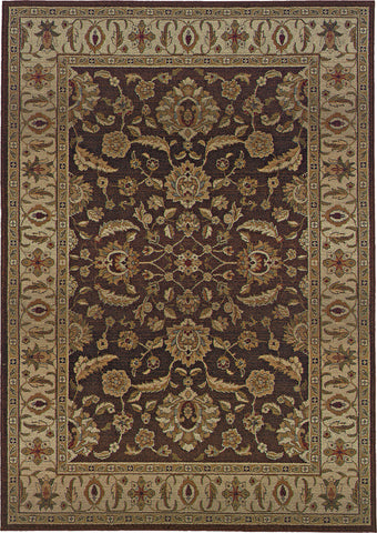 Oriental Weavers Genesis 952M1 Brown/Beige Area Rug main image