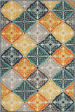 Oriental Weavers Hampton 2063X Multi/Blue Area Rug main image