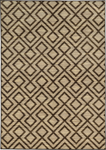 Oriental Weavers Harper 68284 Beige/Brown Area Rug main image