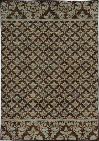 Oriental Weavers Harper 78994 Brown/Blue Area Rug main image