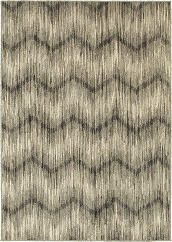 Oriental Weavers Highlands 6608A Grey/Ivory Area Rug main image