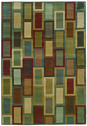 Oriental Weavers Huntington 1627E Multi/Multi Area Rug main image