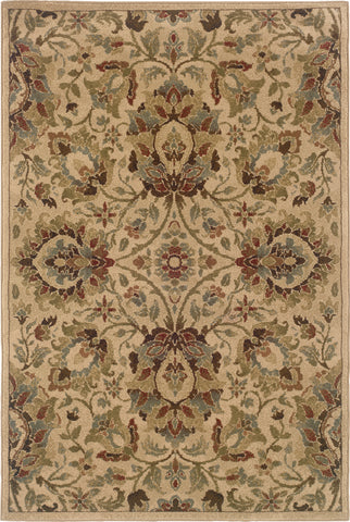 Oriental Weavers Huntington 1988D Ivory/Multi Area Rug main image