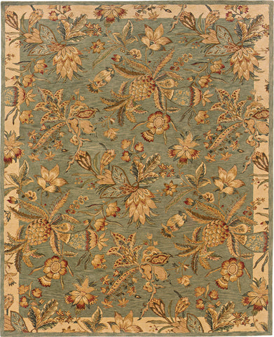 Oriental Weavers Huntley 19103 Blue/Ivory Area Rug main image
