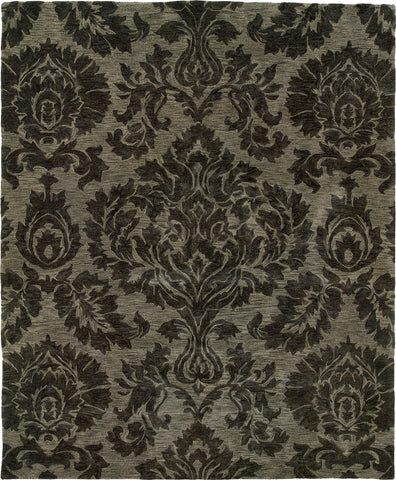 Oriental Weavers Huntley 19108 Grey/Grey Area Rug main image