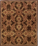 Oriental Weavers Huntley 19112 Brown/Rust Area Rug main image