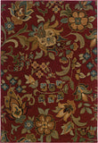 Oriental Weavers Infinity 1105B Red/Green Area Rug main image
