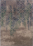 Oriental Weavers Kaleidoscope 504D5 Grey/Blue Area Rug main image