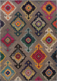 Oriental Weavers Kaleidoscope 5990E Grey/Multi Area Rug main image