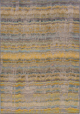 Oriental Weavers Kaleidoscope 5992Y Yellow/Grey Area Rug main image