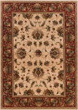 Oriental Weavers Knightsbridge 211C5 Beige/Red Area Rug main image