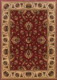 Oriental Weavers Knightsbridge 211V5 Red/Beige Area Rug main image