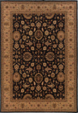 Oriental Weavers Knightsbridge 524K5 Black/Beige Area Rug main image