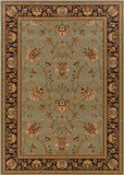 Oriental Weavers Knightsbridge 711U5 Blue/Brown Area Rug main image