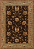 Oriental Weavers Knightsbridge 711V5 Brown/Blue Area Rug main image