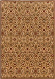 Oriental Weavers Knightsbridge 950J5 Gold/Brown Area Rug main image