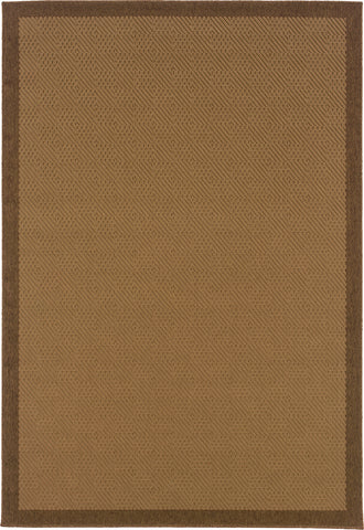 Oriental Weavers Lanai 525D7 Beige/Brown Area Rug main image