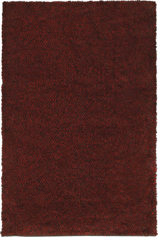 Oriental Weavers Loft 520V4 Red/Brown Area Rug main image