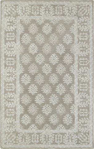 Oriental Weavers Manor 81202 Grey/ Beige Area Rug main image