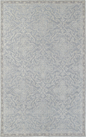 Oriental Weavers Manor 81205 Grey/ Blue Area Rug main image