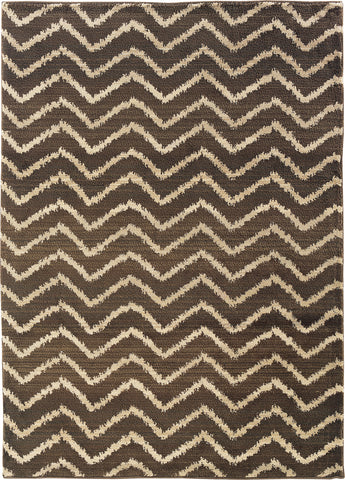 Oriental Weavers Marrakesh 5993D Brown/Ivory Area Rug main image