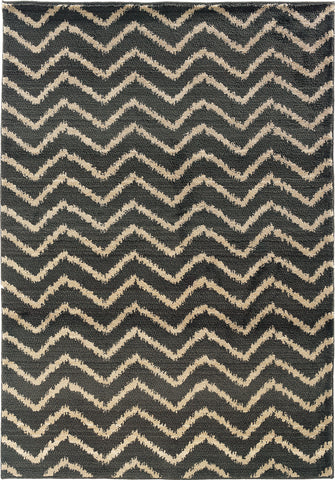 Oriental Weavers Marrakesh 5993E Slate/Ivory Area Rug main image