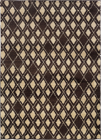 Oriental Weavers Marrakesh 5994S Brown/Ivory Area Rug main image