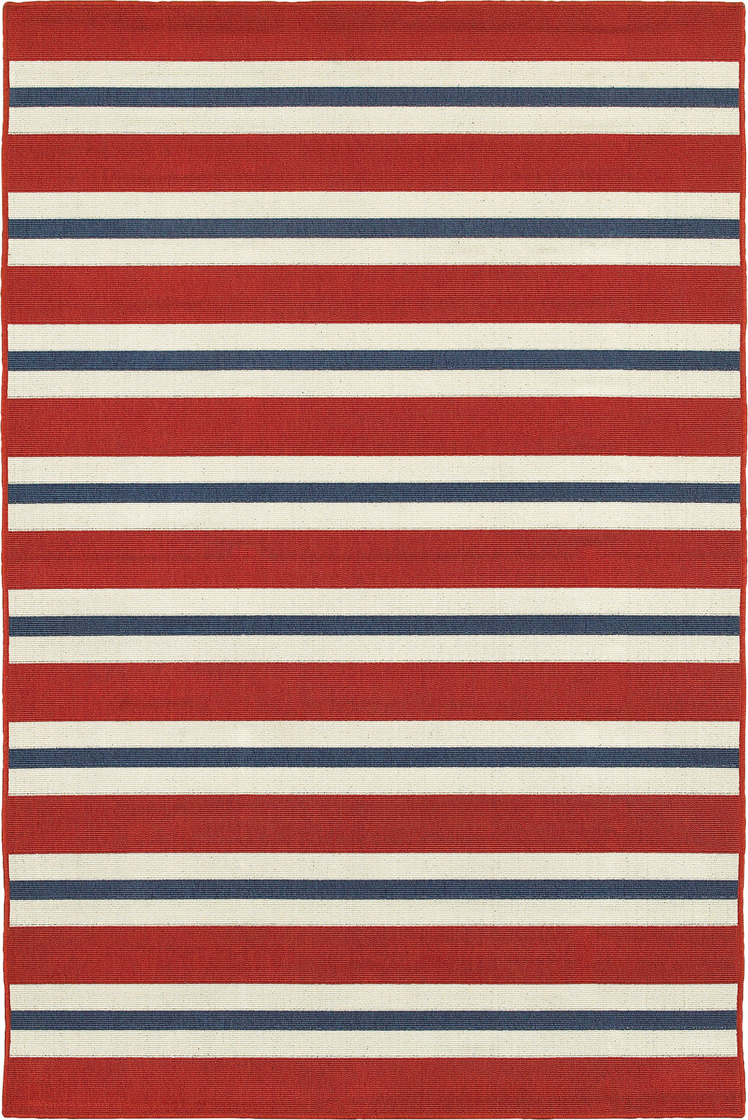 Oriental Weavers Meridian 5701R Red/Blue Area Rug main image
