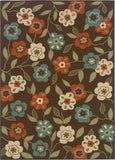 Oriental Weavers Montego 2267D Brown/Ivory Area Rug main image