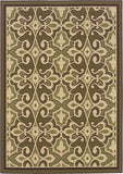 Oriental Weavers Montego 2335G Green/Ivory Area Rug main image